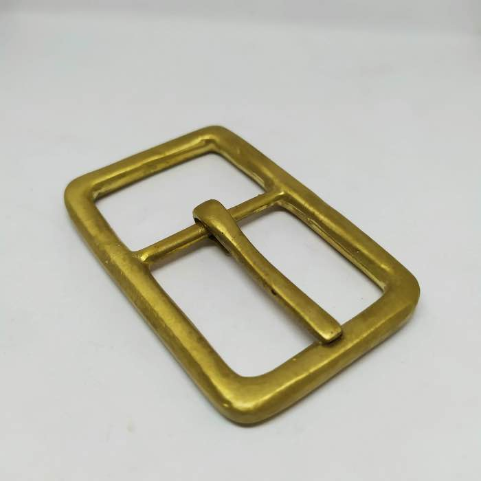 Handmade Buckle Nº7 close
