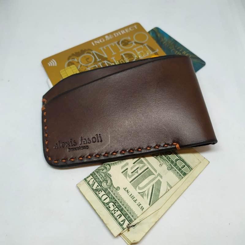 Card Holder Nº1 Brown