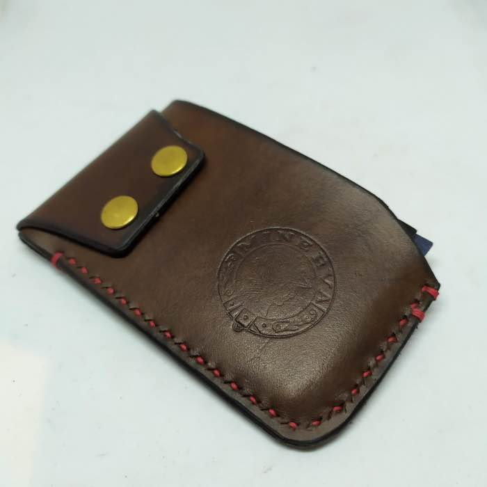 Card holder Nº1 Brown