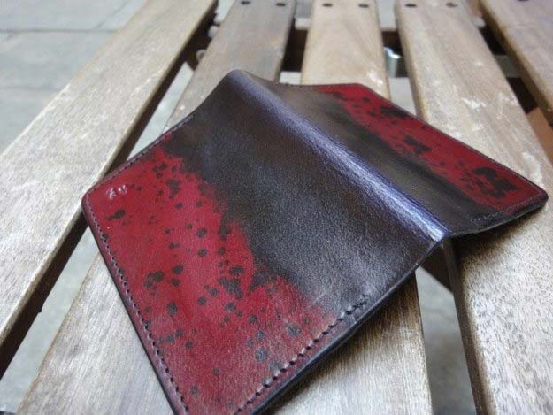 Card Holder Wallet With 3 Compartments