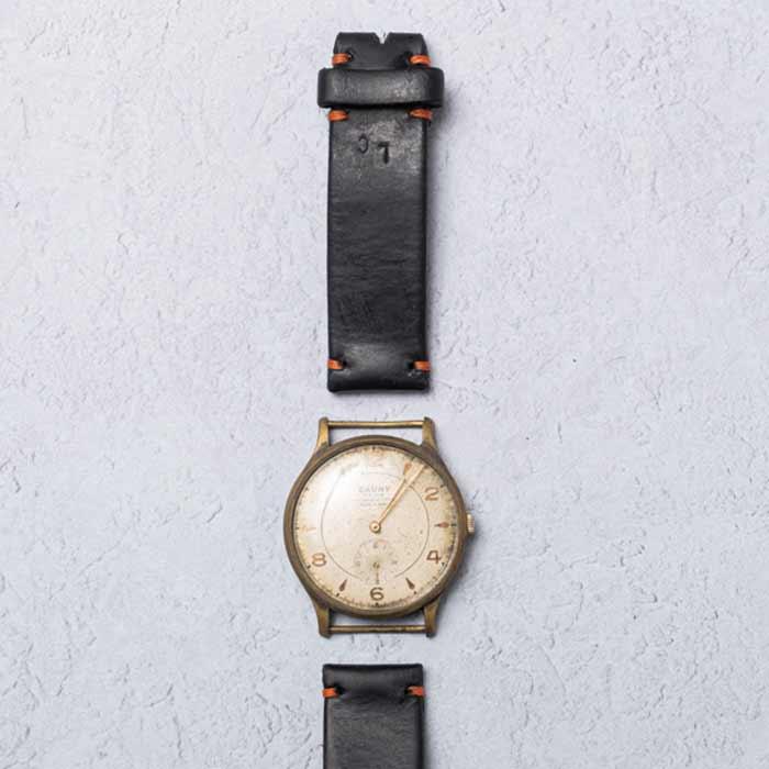 af Leather Watch Strap